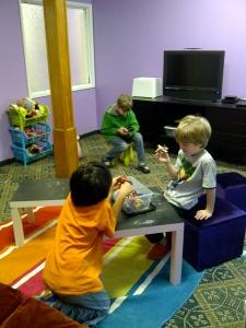 CoWork+Play Spring Break Camp