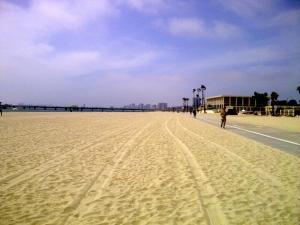 Long Beach beach