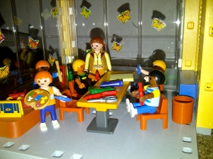 Playmobile School House
