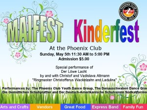 Maifest and Kinderfest