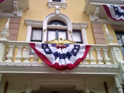 Memorial Day At Disneyland