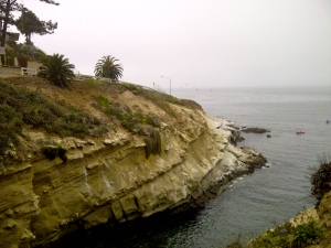 Mother's Day in La Jolla