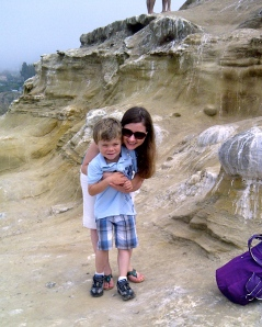 Mother's Day in La Jolla