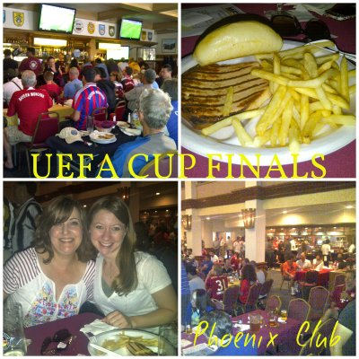 UEFA Cup at the Phoenix Club
