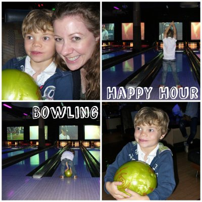 Bowling Happy Hour At KDB, Long Beach