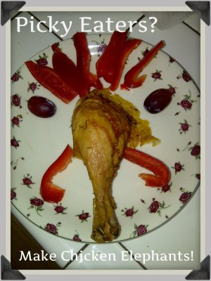 Chicken Elephant for Picky Eaters