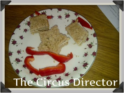 Circus Director For Picky Eaters