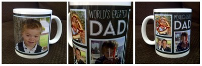 Father's Day Mug from Shutterfly