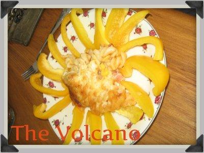 Veggie Volcano For Picky Eaters