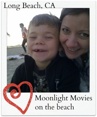 Moonlight Movies On The Beach, Long Beach