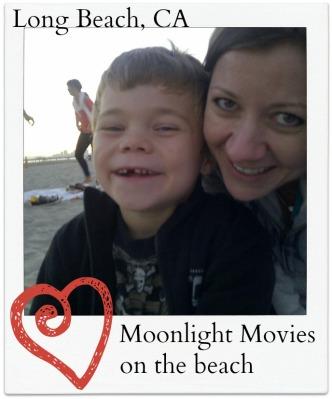 Moonlight Movies On The Beach, Long Beach