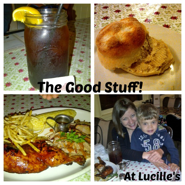At Lucille's