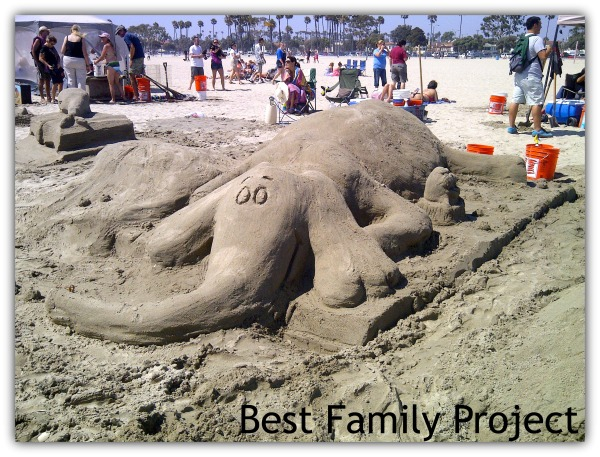 Best family Project Long Beach Sea Festival