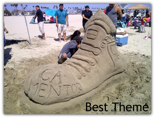 Best Theme Long Beach Sea Festival