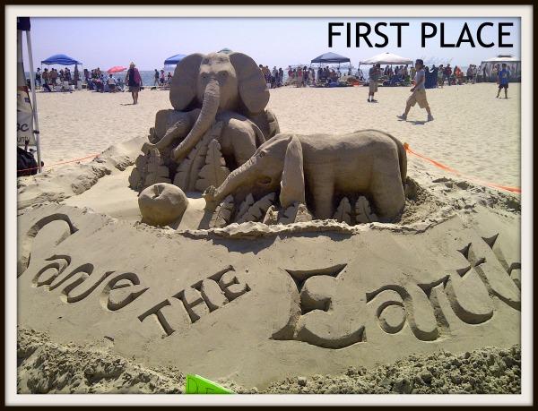 First Place Long Beach Sea Festival
