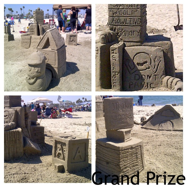 Grand Prize Long Beach Sea Festival