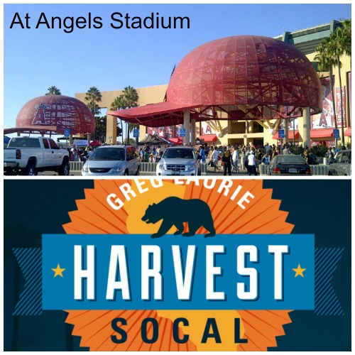Harvest Crusade at Angels Stadium