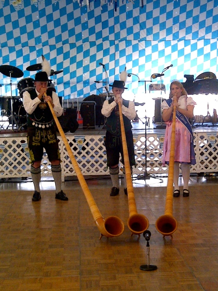 Oktoberfest at the Phoenix Club