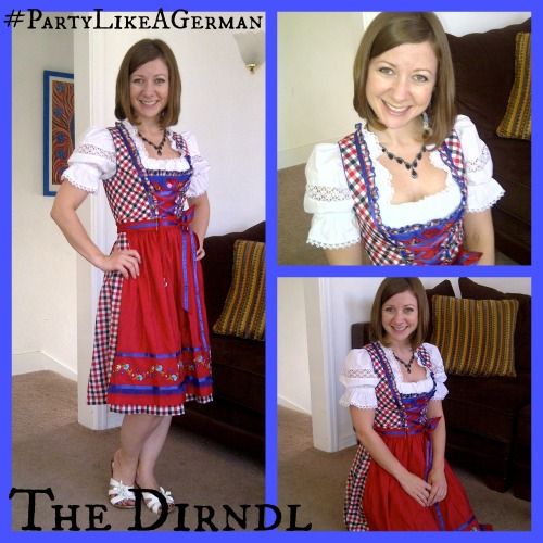 The Dirndl for Oktoberfest