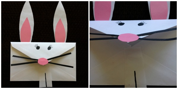 Easter Bunny Envelope